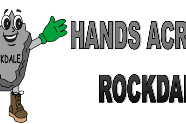 "Trinity joins ""Hands Across Rockdale"" community service"