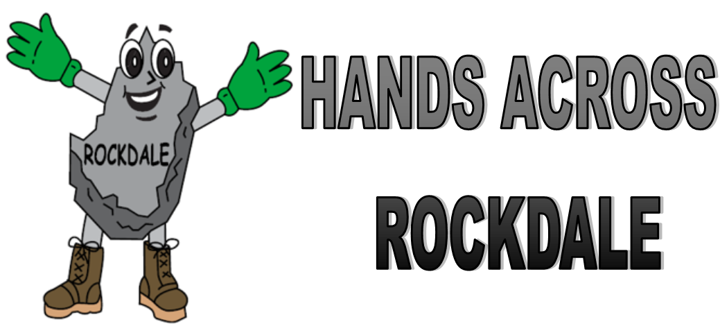"Trinity joins ""Hands Across Rockdale"" community service"