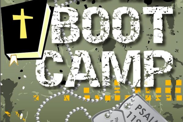 Trinity hosts Children's Bible Boot Camp, July 11-15