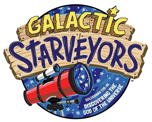 Our 2017 Vacation Bible School celebration, Galactic Starveyors, was a great adventure!