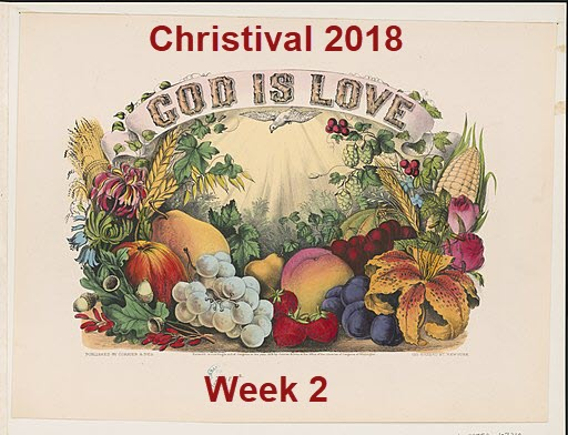 October 14 – Dramatic Reading – Christival Week 2