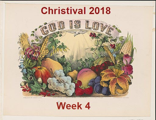 Join Us as Christival 2018 Concludes – Trinity Students Lead Worship!