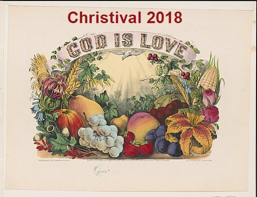 Join us for Christival 2018